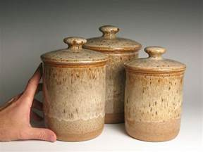 kitchen canisters ceramic canister set archives brent smith pottery brent smith