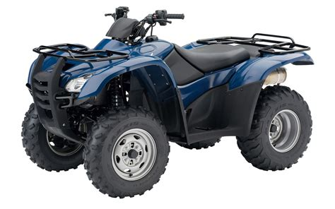 Blue Bike Honda 4-wheel Drive Wallpapers And Images