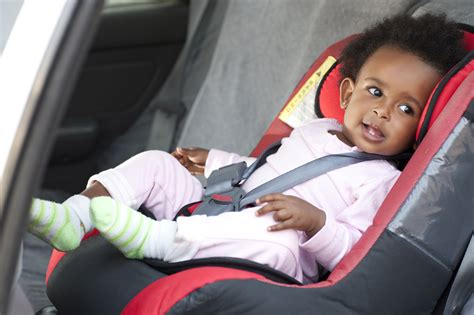 How To Properly Strap Your Child In A Car Seat