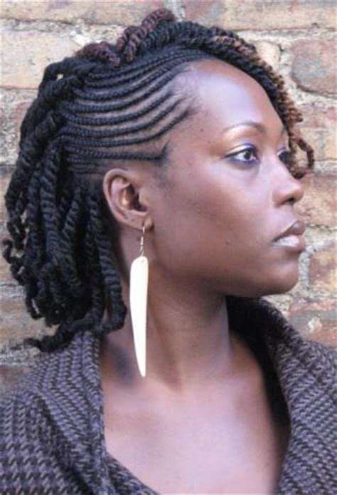 Twist Braid Hairstyles Pictures by Two Toned Nubian Twists Braided Hairstyle Thirstyroots
