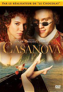 casanova  films de lover films damour