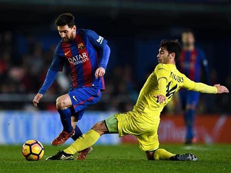 Barcelona vs Villarreal en vivo se juega hoy por la liga ...