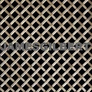 Grille Metal Decorative : stainless decorative grille 3mm reeded 6mm diamond ~ Melissatoandfro.com Idées de Décoration