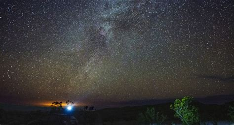 5 Dark Sky Campsites That Will Make You An Astronomy Nerd