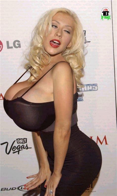 Christina Aguilera Morphs Celebrity Porn Photo Celebrity Porn Photo