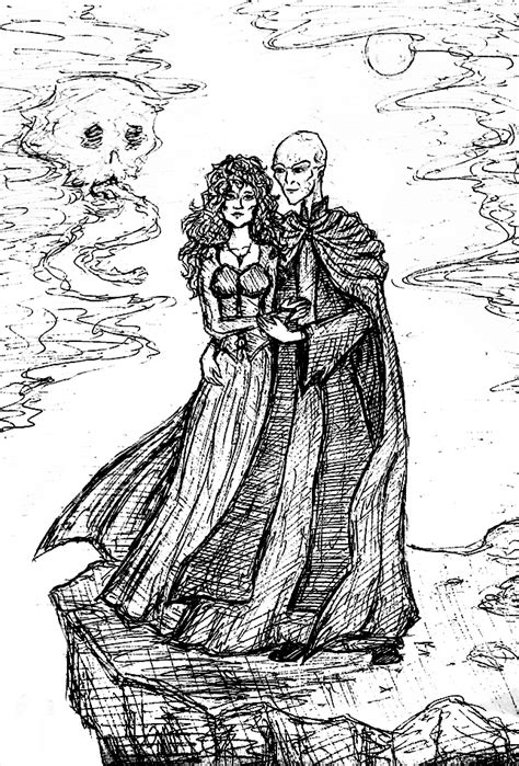 cose da stare di harry potter bellatrix and voldemort by a kor13 on deviantart