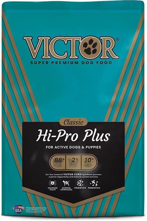 victor  pro  formula dry dog food  lb bag chewycom