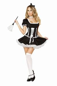 Sexy French Maid Costume, Mischievous Maid Costume, Fifi ...