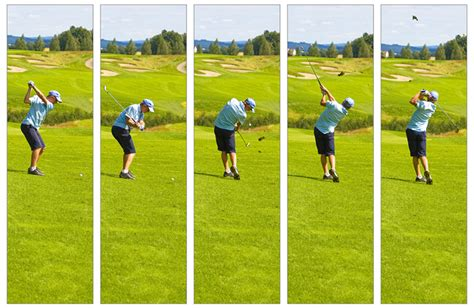 ideal golf swing in search of the golf swing inside science
