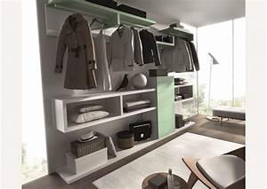 Dressing A Composer : acheter votre dressing modulable avec tag res penderies et bloc tiroir chez simeuble ~ Farleysfitness.com Idées de Décoration