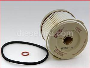 Racor Fuel Water Separator Filter For Detroit Diesel