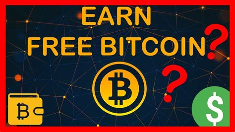How to stop revealing your identity when receiving or sending transactions. EARN BITCOIN FOR FREE! - YouTube