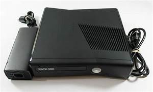 Microsoft Xbox 360 S Slim 4gb Diagram Console