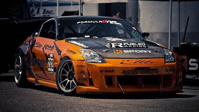 350z Nissan Drift Racing Wallpapers Cars Tuning