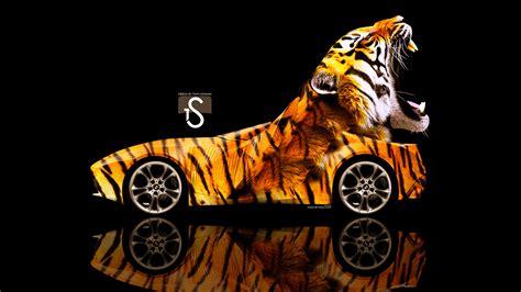 Bmw Tiger Car 2013  El Tony