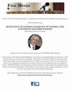 Coetzee Collective News & Links