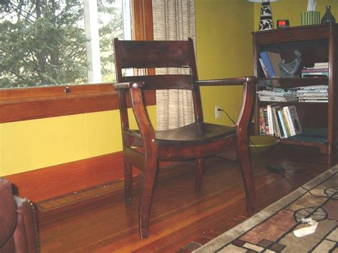 Windsor Braced Bow-back Chair, Under The Seat Has A Sikes