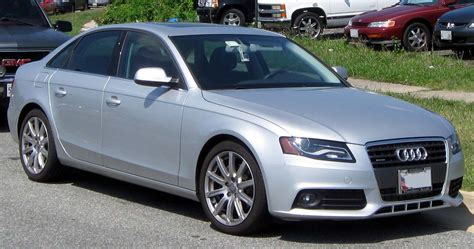 2011 Audi A4 by File Audi A4 B8 Sedan 07 07 2011 Jpg Wikimedia Commons