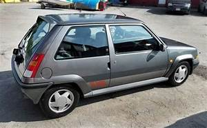 Muscular Le Car  1990 Renault 5 Gt Turbo