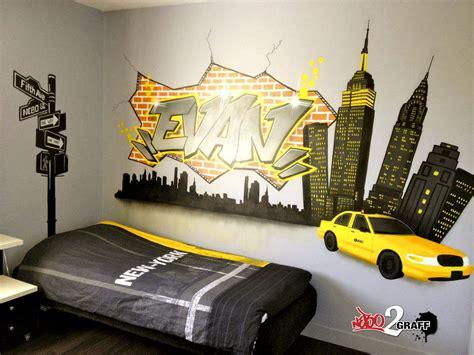 deco york chambre déco chambre york jaune déco sphair