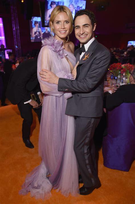 Heidi Klum Elton John Aids Foundation Oscar
