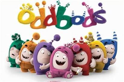 Oddbods Cartoon Birthday Cartoons Coloring Printable Choose