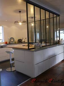 cuisine ikea verriere idees deco pinterest cuisine With delightful meuble cuisine petit espace 5 idee petite cuisine ouverte sur salon cuisine en image