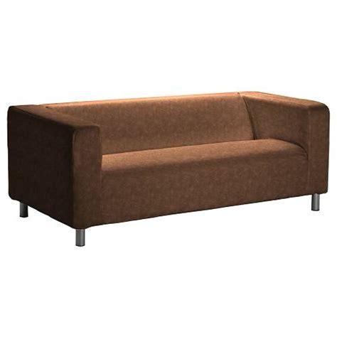 Ikea Klippan Sofa Bezug by Individuelle Ikea Bez 252 Ge Aus Stoff Und Kunstleder F 252 R