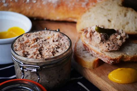 rillettes de porc facile au thermomix blogs de cuisine