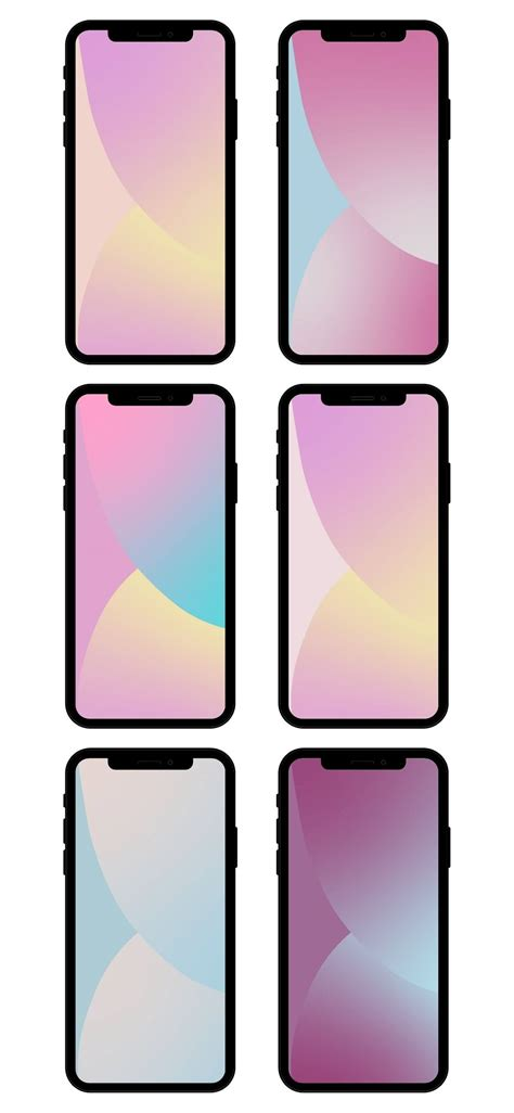 aesthetic backgrounds for ios 14