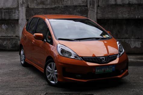 honda jazz 2012 review 2012 honda jazz 1 5 v philippine car news car