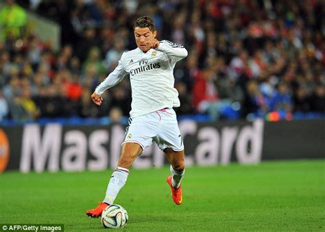 Cristiano Ronaldo Free Kick Stance Wallpaper Cr7 Image