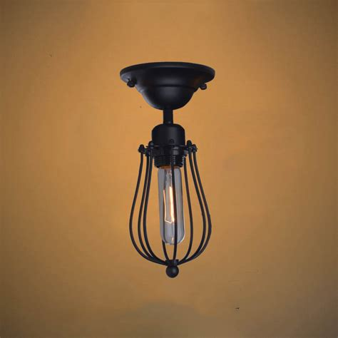industrial looking light fixtures retro loft style edison industrial vintage ceiling l