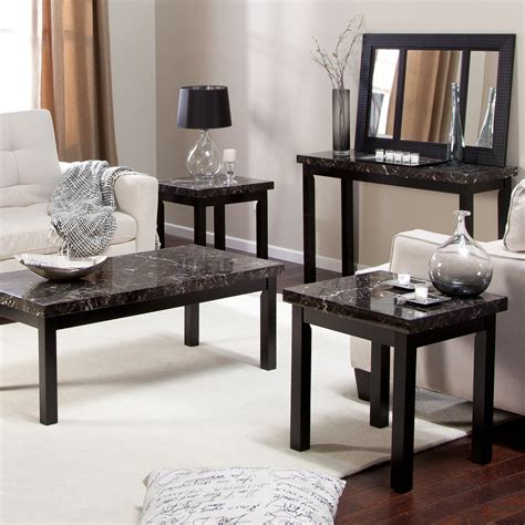 Modern Coffee Table Marvelous End Sets Square Small