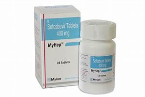 Mylan Launches Generic Sofosbuvir Tablets  Myhep U2122  In India
