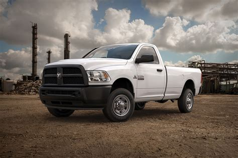 2017 Ram 2500 Pricing