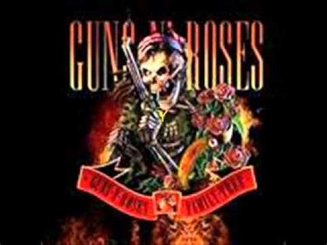 since i don 183 t you guns n 183 roses espa 241 ol