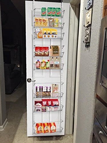 The Door Spice Rack Organizer by Home Complete Spice Racks Pantry The Door And Jar