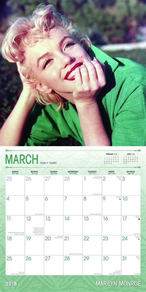 calendar marilyn monroe calendars ukposterseuroposters