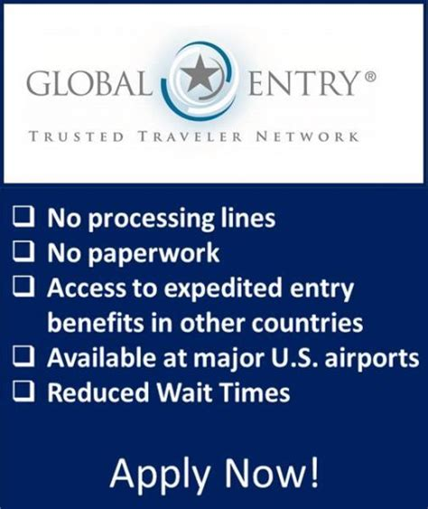 Presenting a trusted traveler card, tsa approval letter or other documentation alone will not. Dhs Trusted Traveler Program - Go Travel