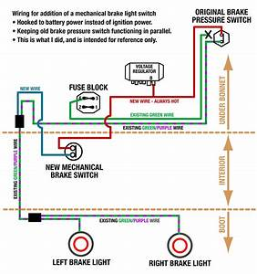 8 Best Images Of Stop Light Wiring Diagram