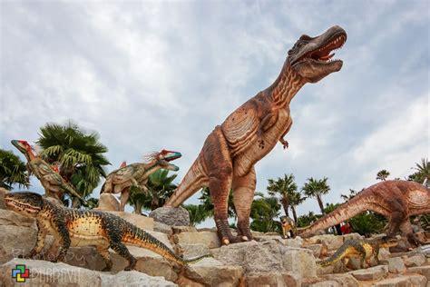 เที่ยวสวนประติมากรรมไดโนเสาร์ - สวนนงนุช - ที่เที่ยวบล็อก
