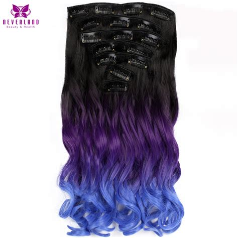 Compare Prices On Purple Ombre Hair Online Shoppingbuy