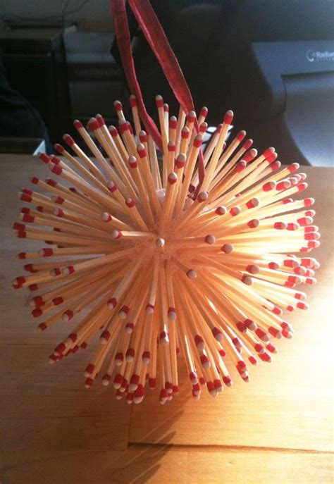 diy projects   matchsticks