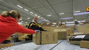 Dhl Jobs Hamburg : im zustellzentrum werden pakete im akkord sortiert ~ A.2002-acura-tl-radio.info Haus und Dekorationen