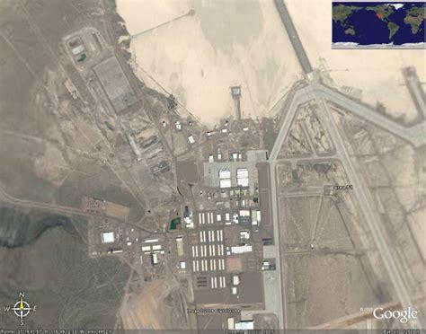 Area 51 Google Maps
