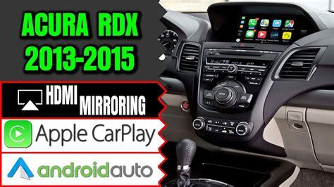 acura rdx   navtool navigation video interface