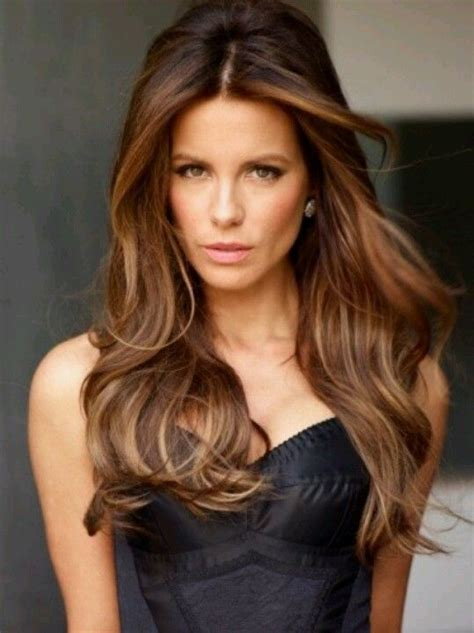 Brunettes Hair Colors by 60 Looks With Caramel Highlights On Brown And Brown