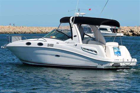 Boat Service Perth by Sea Renity Marine Boat Brokerage Service Perth Western