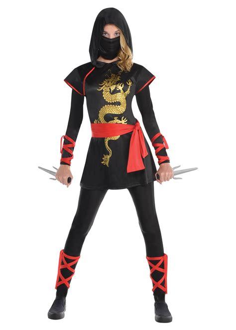 ultimate ninja teen costume ninja costumes